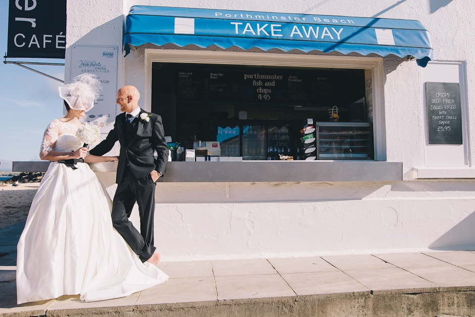 Charlotte + Dave: A St Ives wedding