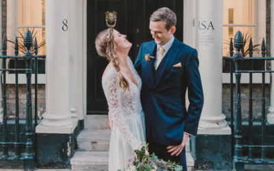 Rachel + Will: RSA Wedding