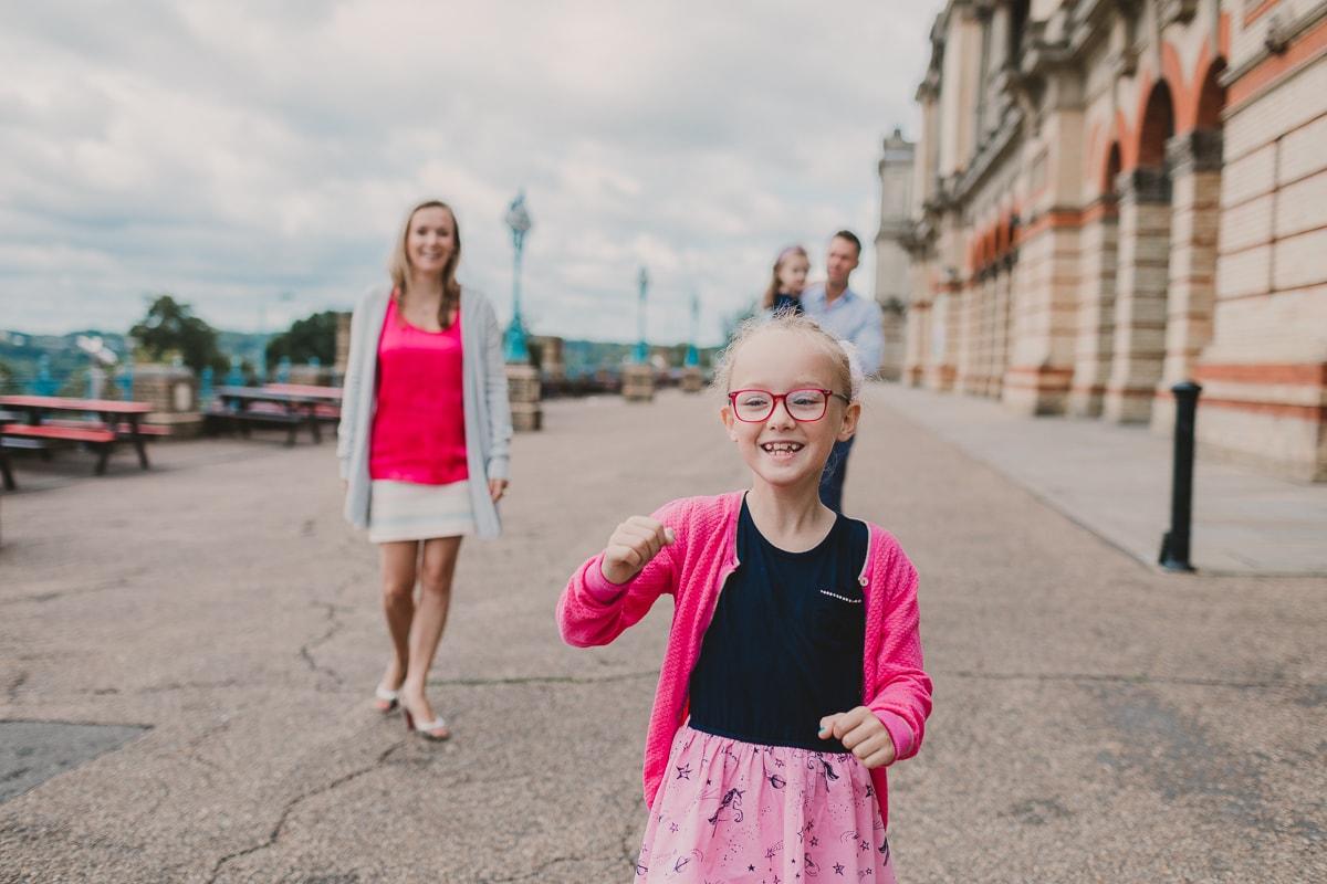 Alexandra Palace family shoot
