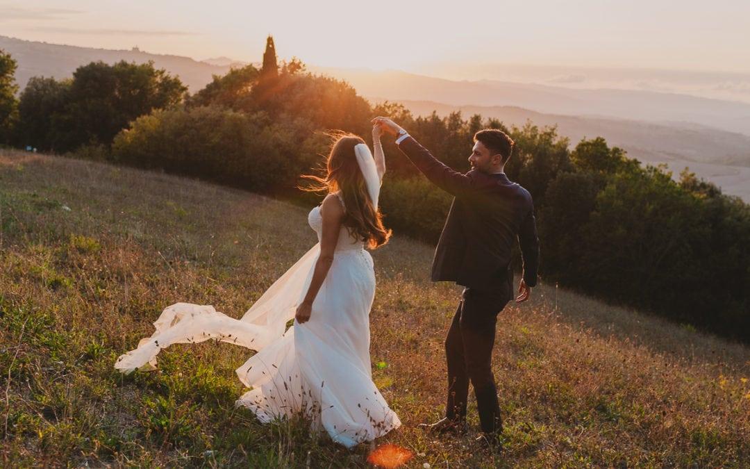 Tuscany wedding @ Villa di Ulignano